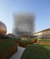 UK Pavilion by Day ©Crown Copyright, Photographer Credit - Hufton+Crow