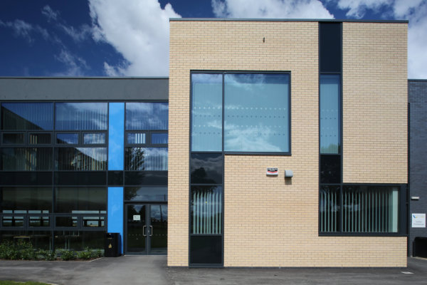 De Warenne Academy Senior Architectural Systems