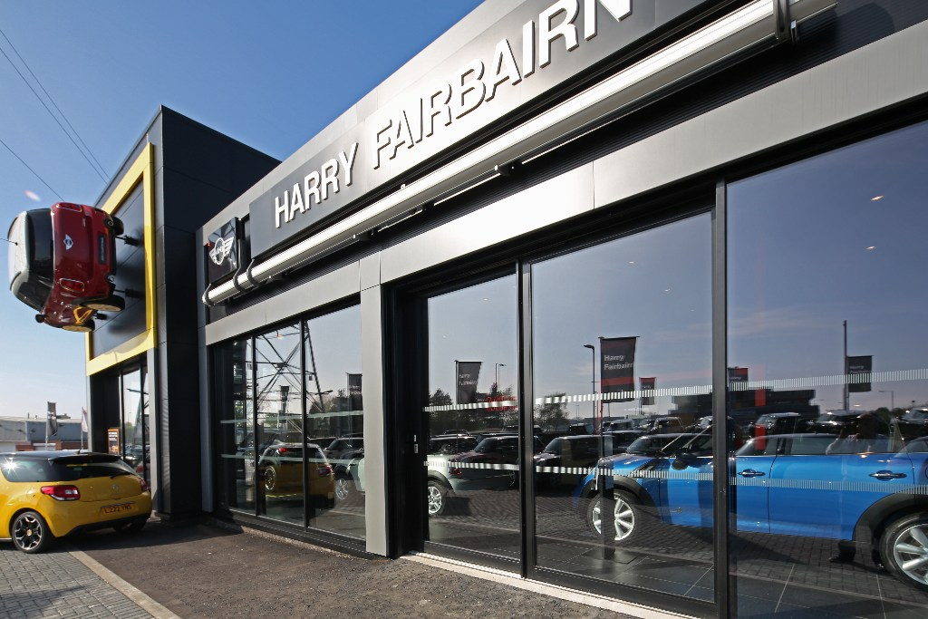 Senior S Systems Help Drive Sales At New Car Showrooms
