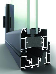 PURe cross section - doors