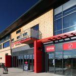 Sir Alex Ferguson opens Senior's latest project