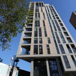 London high-rise takes Senior's systems to new heights!