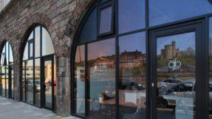 Waverley Arches, Edinburgh