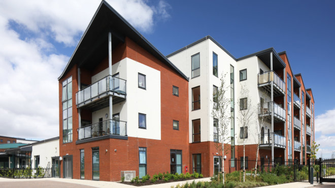 Harrison Park Extra Care