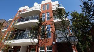 Lister Gardens Apartment Scheme